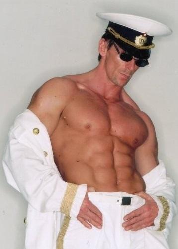Topless Kellner buchen